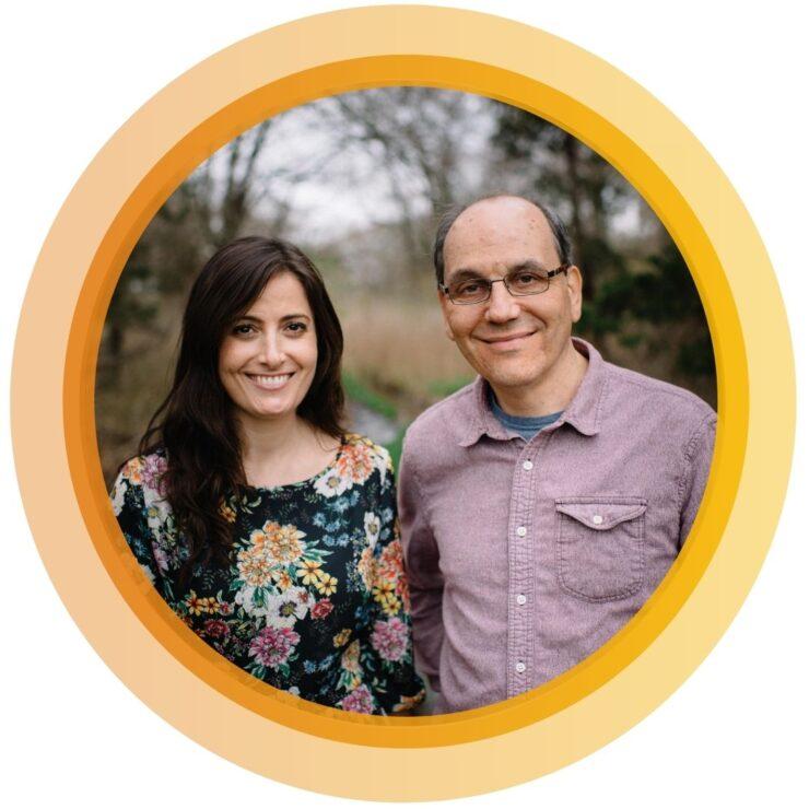 Dan Cohen e Emily Blefeld